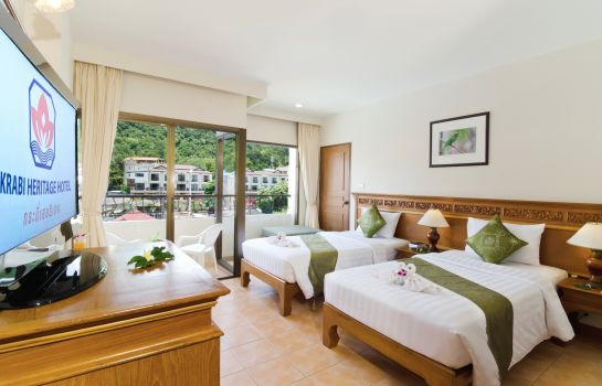 Chambre individuelle (confort) Krabi Heritage Hotel