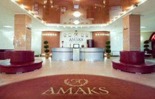 Reception Amaks Golden Ring