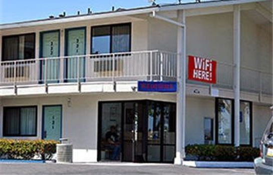 Vista esterna MOTEL 6 ALBUQUERQUE SOUTH-APT