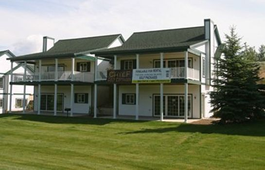 Buitenaanzicht CHIEF GOLF COTTAGES