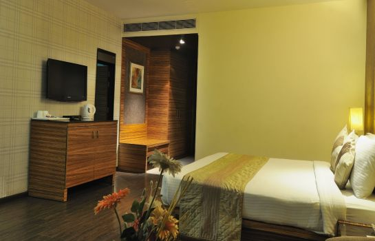 Chambre double (standard) Mapple Emerald New Delhi