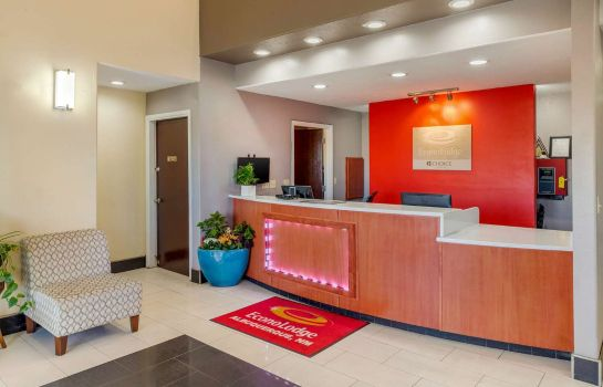 Hotelhal Econo Lodge West - Coors Blvd