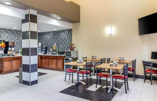 Restaurant Econo Lodge West - Coors Blvd