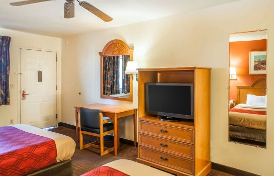 Room Econo Lodge West - Coors Blvd