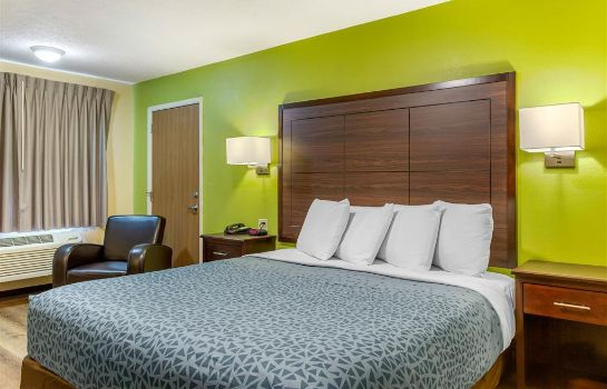 Chambre Econo Lodge West - Coors Blvd
