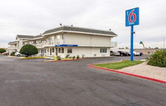 Buitenaanzicht MOTEL 6 ALBUQUERQUE SOUTH-APT