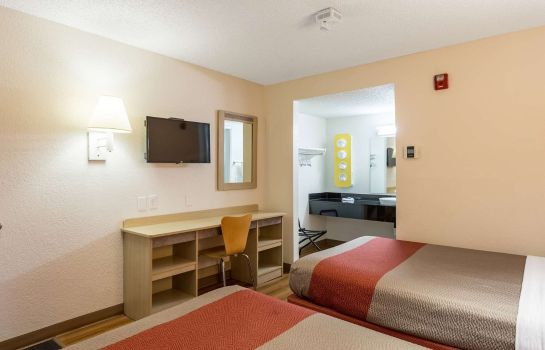 Kamers MOTEL 6 ALBUQUERQUE SOUTH-APT