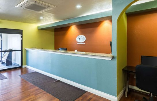 Hotelhalle Suburban Extended Stay Hotel Beaumont