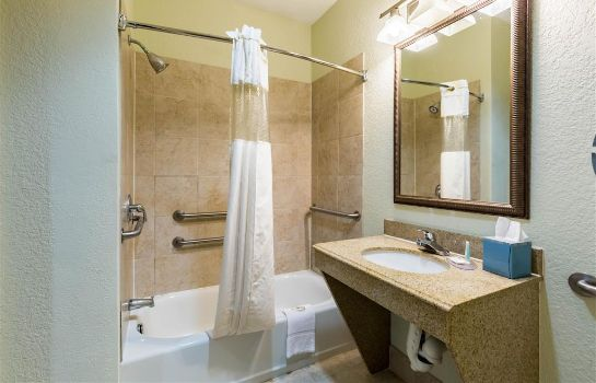 Zimmer Suburban Extended Stay Hotel Beaumont