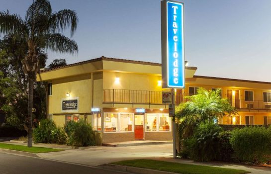 Exterior view TRAVELODGE BREA