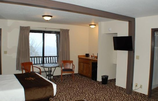 Camera standard Alpine Lodge & Resort Burkesville