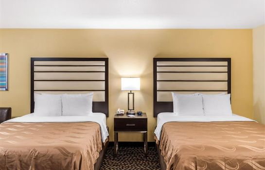 Pokój Quality Inn and Suites Capitola By the S