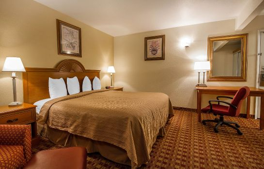 Room Quality Inn and Suites Capitola By the S Quality Inn and Suites Capitola By the S