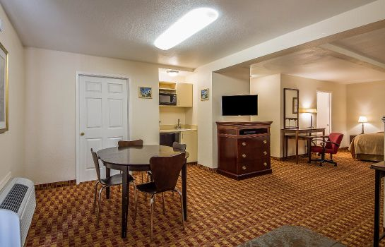 Chambre Quality Inn & Suites Capitola By the Sea