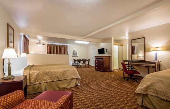 Room Quality Inn & Suites Capitola By the Sea
