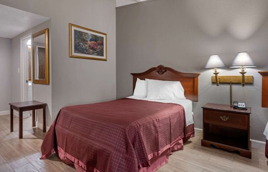 Chambre double (confort) Rodeway Inn Clermont