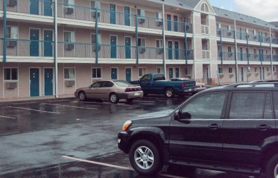 Vista exterior HORIZON EXTENDED STAY CONYERS