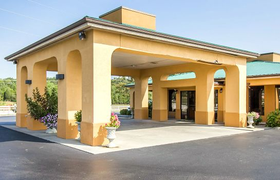 Vista exterior Quality Inn Dandridge