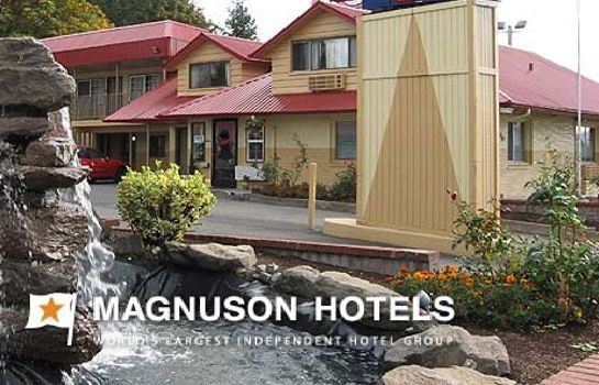 Vista exterior BUDGET INN OREGON CITY PORTLAND