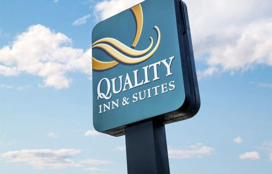 Außenansicht Quality Inn & Suites North