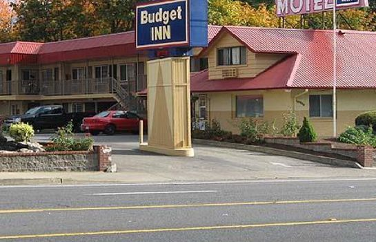 Vista esterna BUDGET INN OREGON CITY PORTLAND