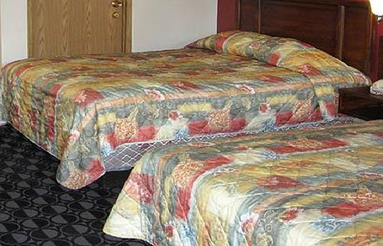 Room BUDGET INN OREGON CITY PORTLAND