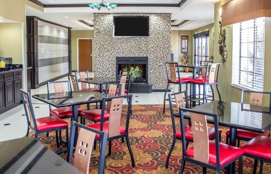Restauracja Comfort Inn & Suites Glenpool