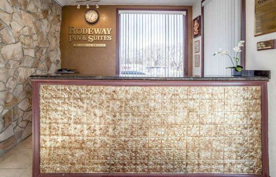 Hall de l'hôtel Rodeway Inn & Suites Hermiston