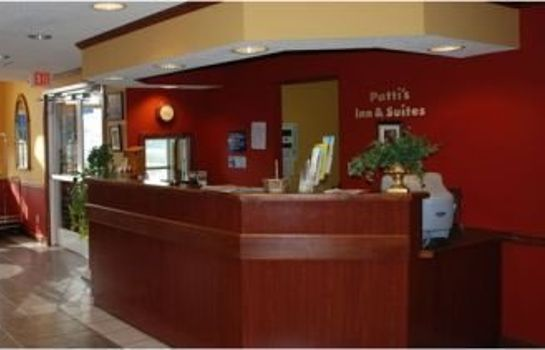 Hotelhal Pattis Inn and Suites