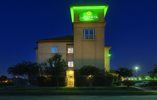 Vista esterna La Quinta Inn Ste Houston Energy
