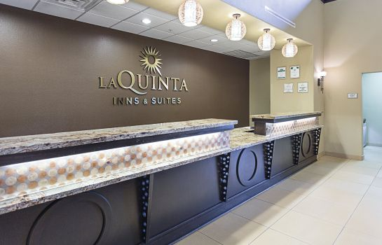 Hol hotelowy La Quinta Inn Ste Houston Energy
