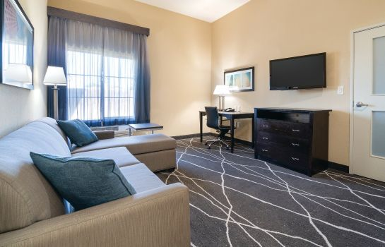 Suite La Quinta Inn Ste Houston Energy