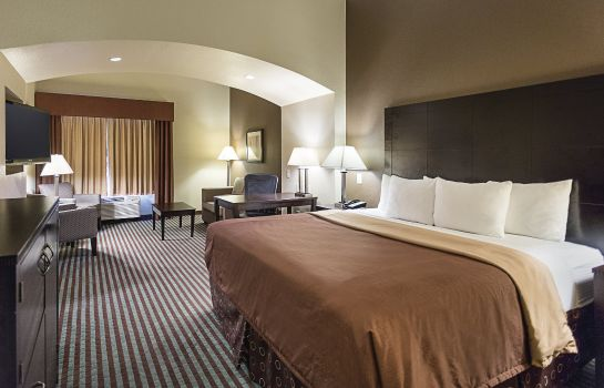 Chambre LA QUINTA INN STE HOUSTON ENERGY