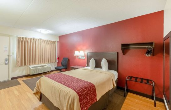 Zimmer Red Roof Inn Kalamazoo East - Expo Center