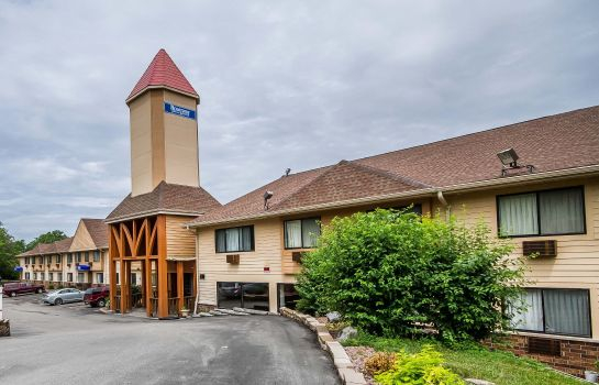 Außenansicht Rodeway Inn & Suites WI Madison-Northeast