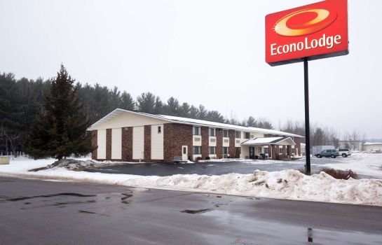 Vista esterna Econo Lodge Merrill