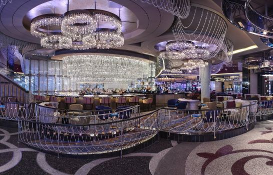 Bar del hotel The Cosmopolitan of Las Vegas Autograph Collection