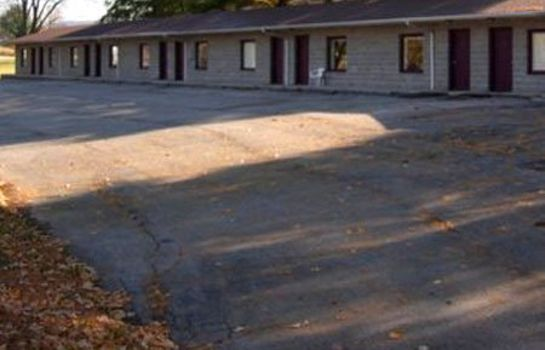 Vista esterna OVERTON MOTEL LIVINGSTON