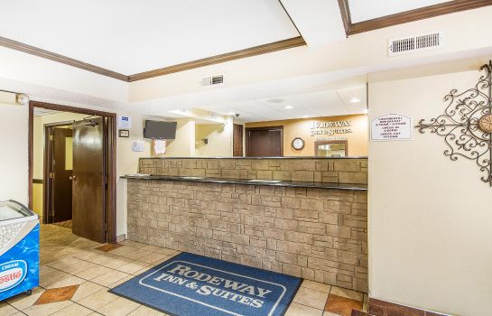 Hol hotelowy Rodeway Inn & Suites WI Madison-Northeast