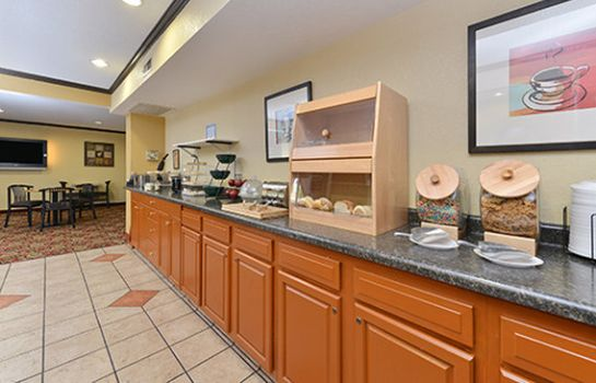 Restaurant Rodeway Inn & Suites WI Madison-Northeast