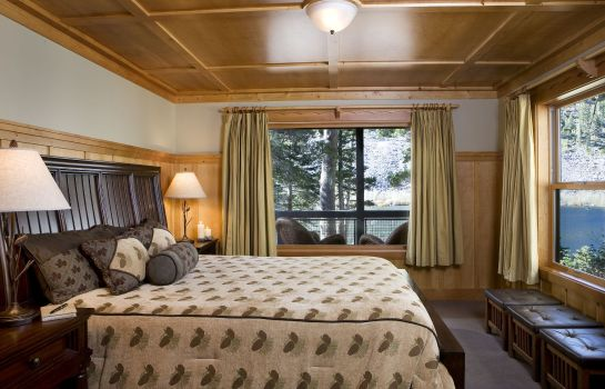 Chambre TAMARACK LODGE   RESORT