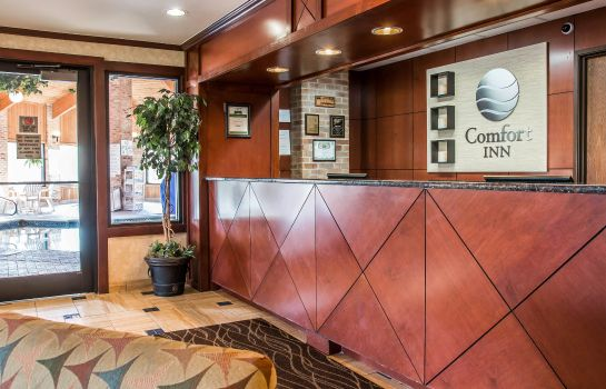 Hall Comfort Inn Marshall