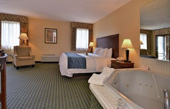 Suite Quality Inn Marshall