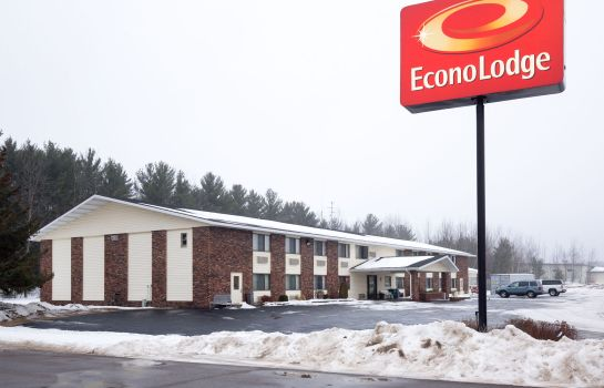 Vista exterior Econo Lodge Merrill
