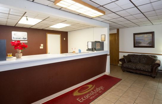 Hall Econo Lodge Merrill