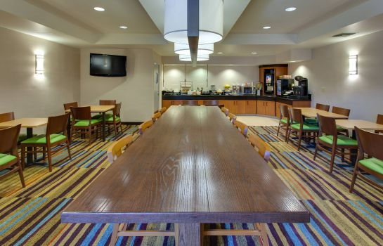 Restauracja Fairfield Inn & Suites San Francisco Airport/Millbrae