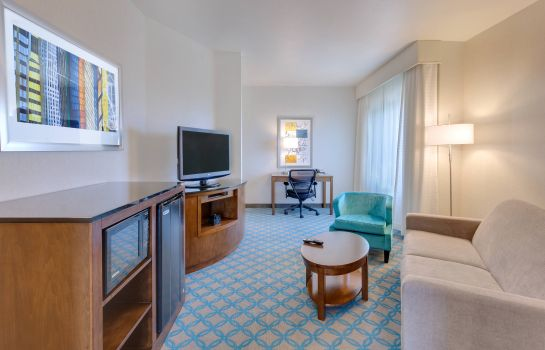 Suite Fairfield Inn & Suites San Francisco Airport/Millbrae