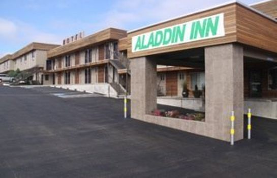 Buitenaanzicht ALADDIN INN AND SUI