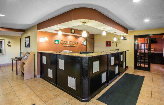 Hol hotelowy Quality Inn Central Wisconsin Airport