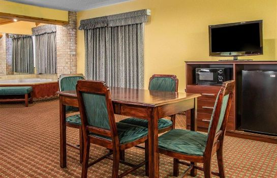 Suite Quality Inn Central Wisconsin Airport